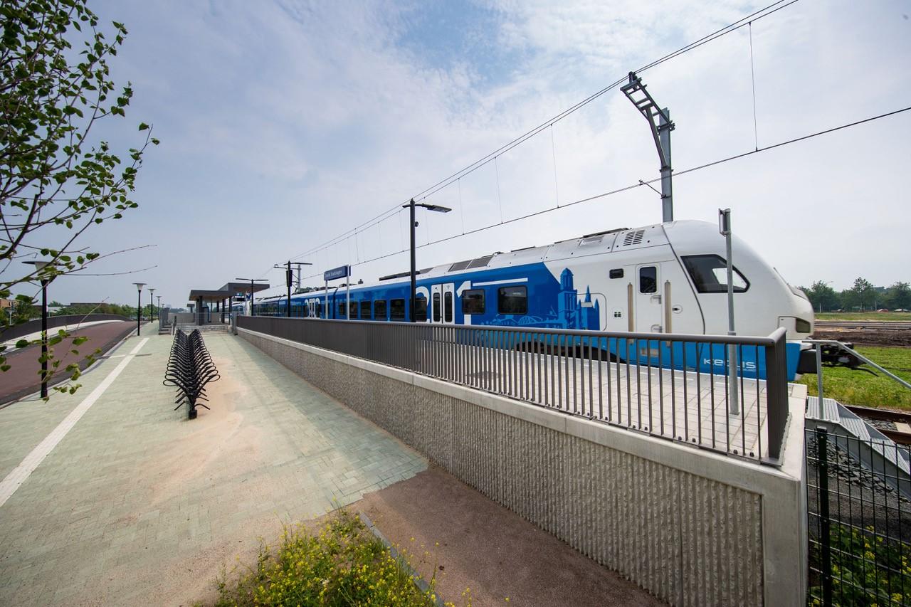 Station Zwolle Stadshagen gaat tijdelijk open