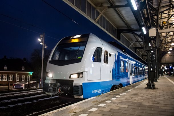Ook 's nachts met de trein op traject Zwolle-Enschede